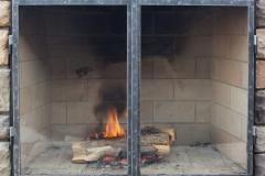Ironhaus Luxe Cabinet Door - No Design With Cedron Handles