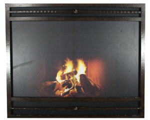 Fireplace Saftey Cover