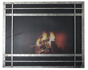 Reface Fireplace Safety Screen