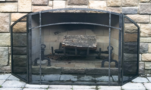 Fireplace Screens Ironhaus
