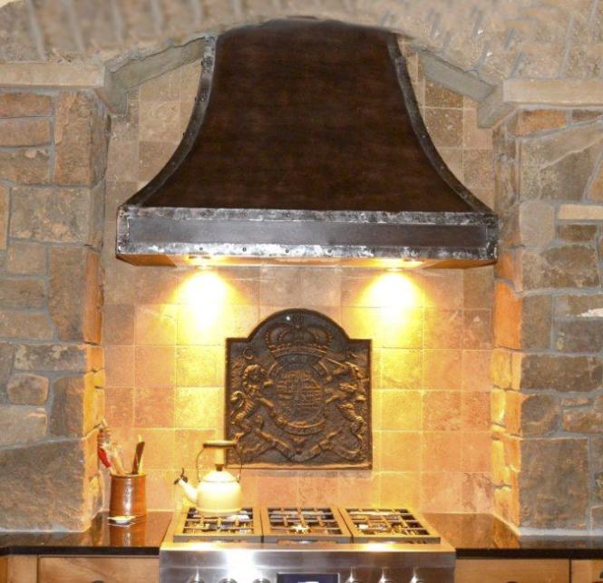 Rustic Kitchen Design Ideas - Ironhaus