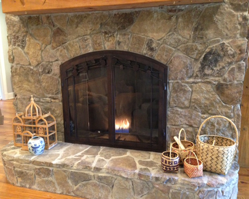 Fireplace Reface Ironhaus