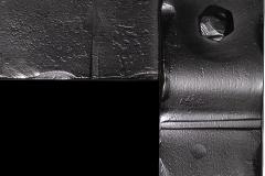 Closeup of Beartooth Forge frame