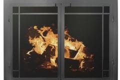 Ironhaus Elegant Cabinet Door - Artisan Brushed Grey