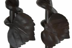 Ironhaus Tool Set - Aspen Design Leaf Detail