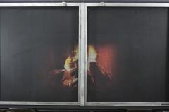 Ironhaus Luxe Rectangular Cabinet Door - No Design With Cedron Handles
