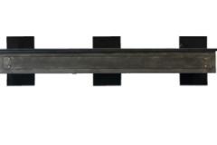 IronhausNoncombustibleMantle-CraftsmanDesignWithFlanges