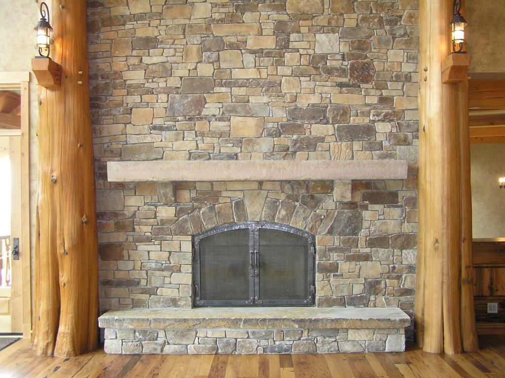 Wood Burning Fireplace Doors And Screens Ironhaus