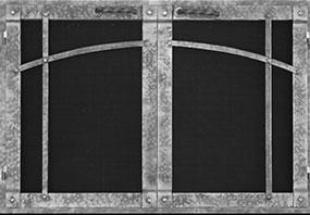 Rectangular Rustica Design