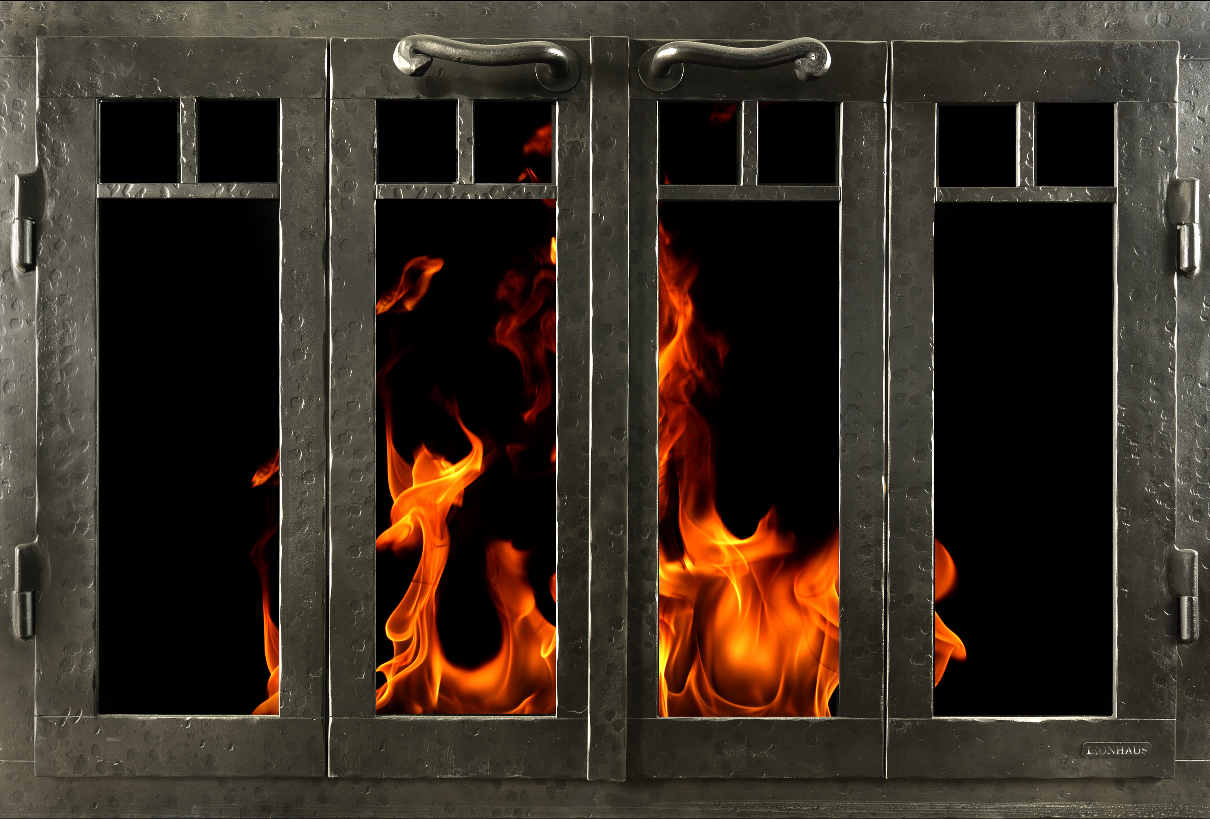 Fireplace Doors by Ironhaus